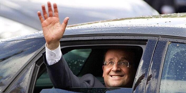 François Hollande déplace les bornes !