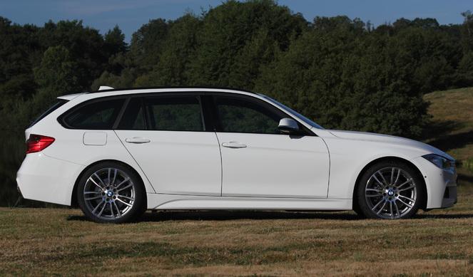 Essai vidéo - BMW Série 3 Touring : elle a du coffre !