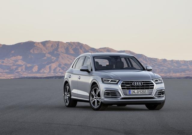 Nouvelle Audi Q5: à partir de 40750€