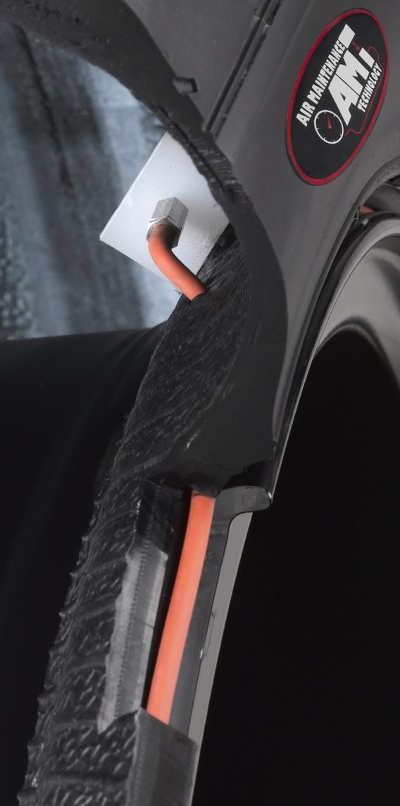 Goodyear dévoile une technologie de gonflage automatique des pneus
