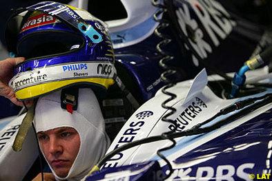 Formule 1: Rosberg et Williams se promettent jusqu'en 2010