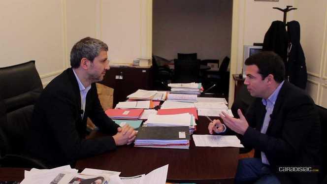 Interview exclusive - Christophe Najdovski (Mairie de Paris): « On ne peut pas attendre dix ans..» [vidéo]
