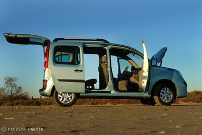 Blog Test Nouveau Renault Kangoo : Aérophagie 1/3
