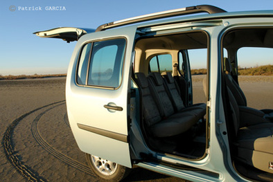 Blog Test Nouveau Renault Kangoo : Aérophagie 2/3
