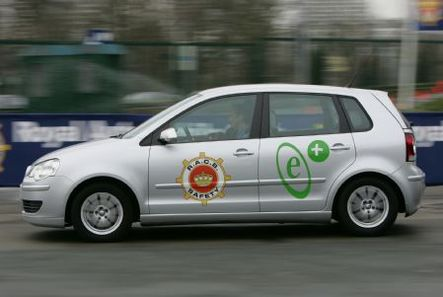 Belgique : zoom sur les stages Eco-Driving Volkswagen