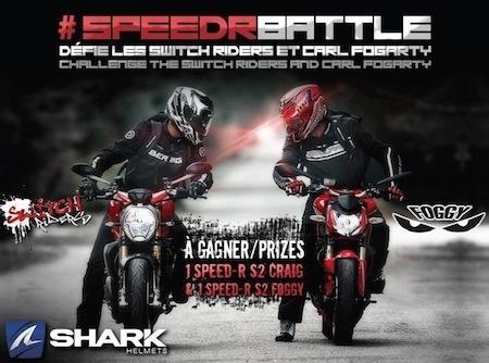 Jeu concours Shark SpeedRbattle du 6 au 28 mai 2015