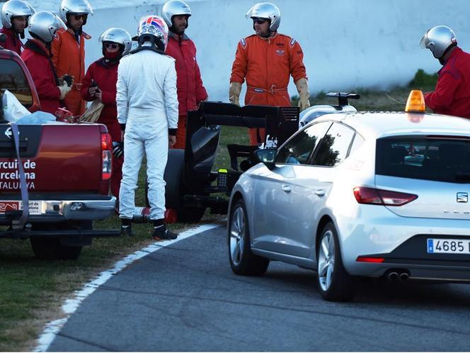 Essais F1 Barcelone2 - Jour 2 : Mercedes fait enfin parler la poudre
