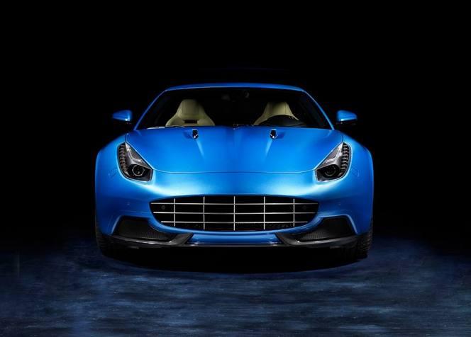 Salon de Genève 2015 - Voici la Touring Berlinetta Lusso