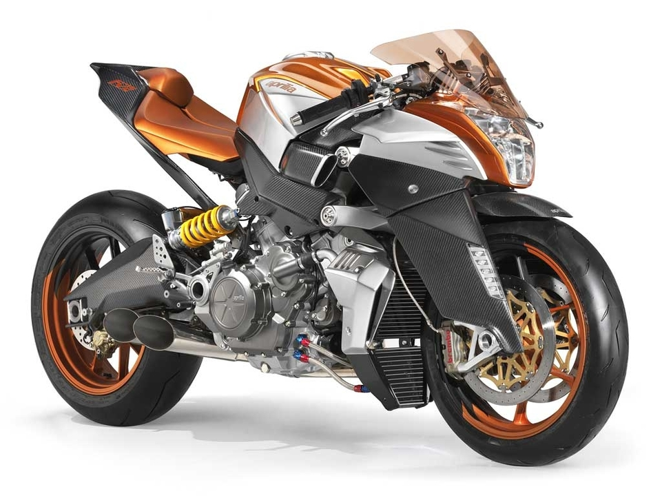 Aprilia : FV2 1200, les photos officielles