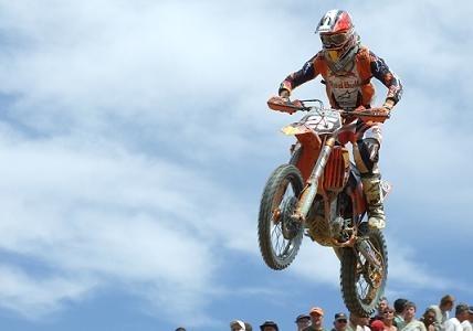Champion de France MX 2 : Marvin Musquin au micro de Caradisiac Moto