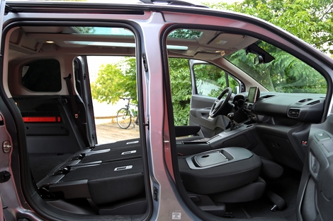 Essai vidéo - Opel Combo Life: histoire de famille