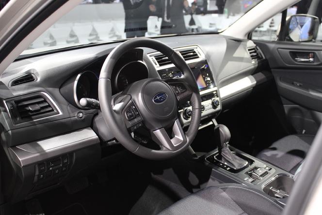 Subaru Outback : continuité - En direct du salon de Genève 2015