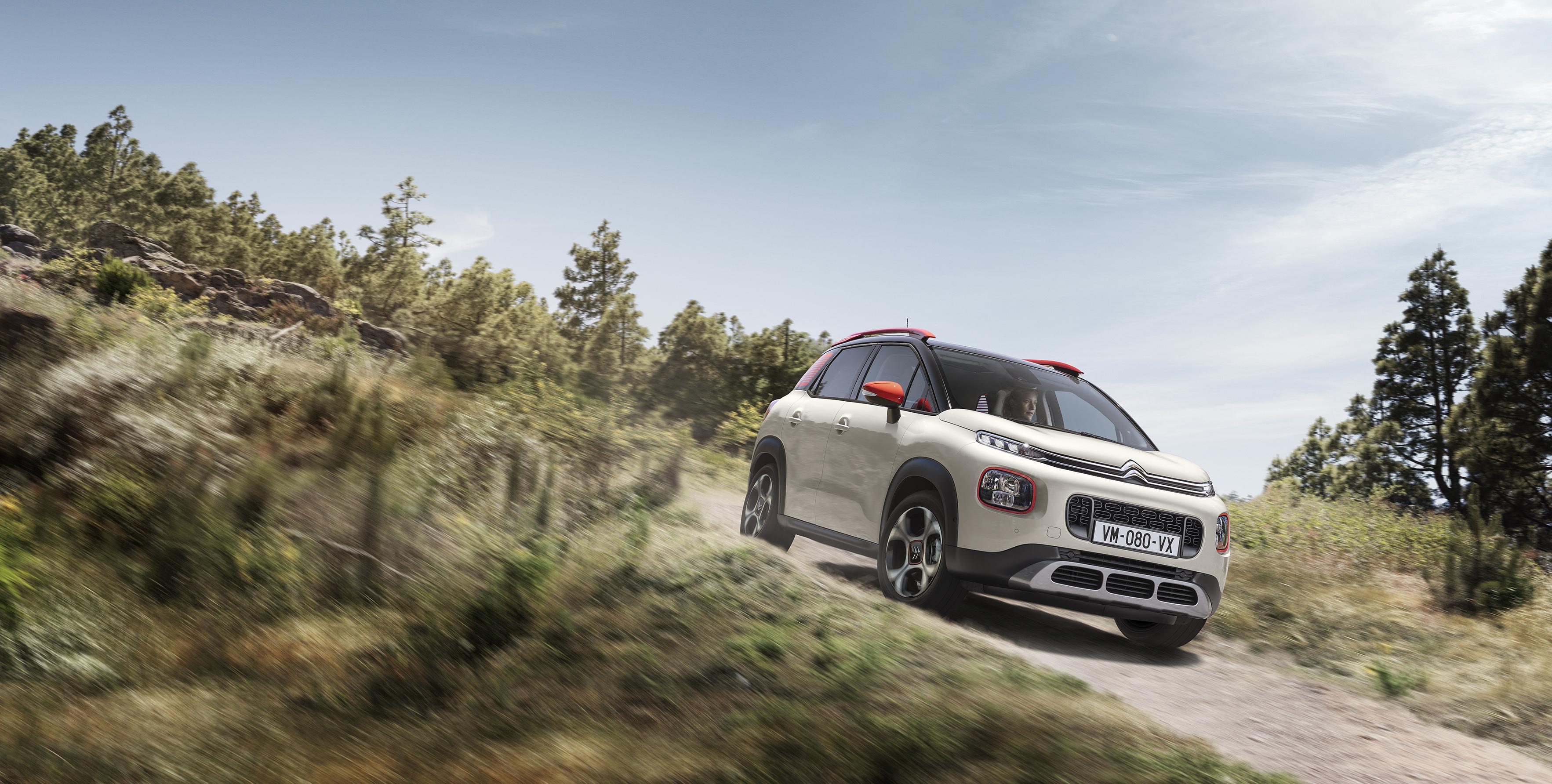 Prix Citroën C3 Aircross : 15 950 € minimum