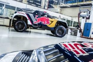 Dakar : Peugeot dévoile le 3008 DKR 2017