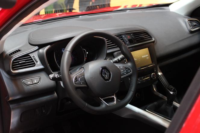 Renault Kadjar : succès en vue - Vidéo en direct du salon de Genève 2015