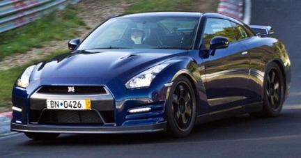 Nissan GT-R 2013: 7mn16s seulement sur le Ring'!