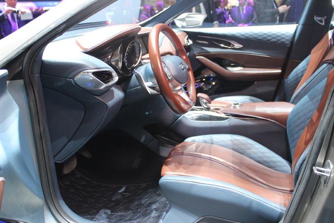 Infiniti QX30 Concept : prometteur - En direct du salon de Genève