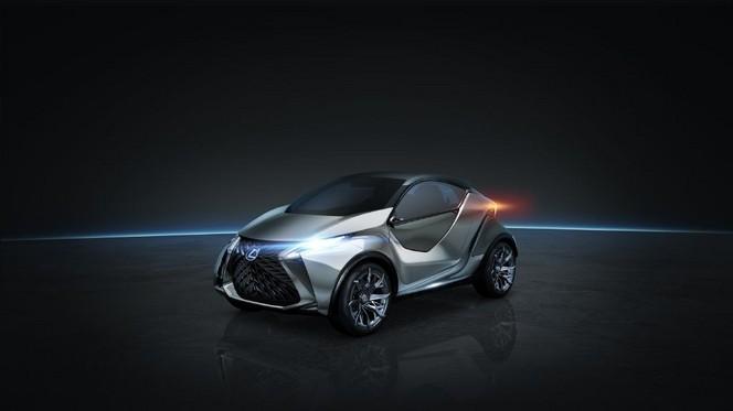 Salon de Genève 2015 - Lexus LF-SA, celle qui rend la i3 timide