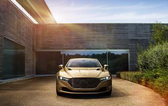 Salon de Genève 2015 - Aston Martin Lagonda Taraf, elle arrive en Europe