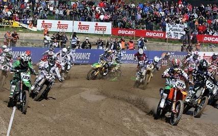 Motocross mondial : Bon week-end chez KRT, Kawasaki