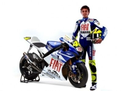 Moto GP: La nouvelle Yamaha sera présentée le 18 Janvier