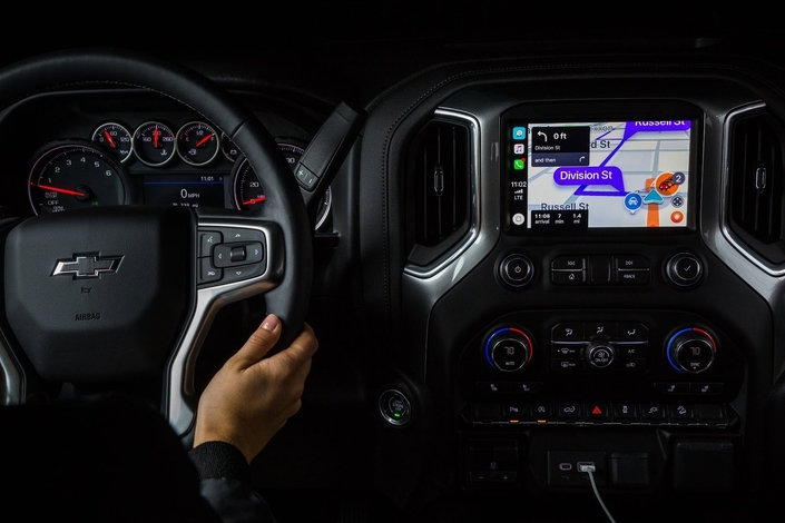 Waze débarque sur Apple CarPlay
