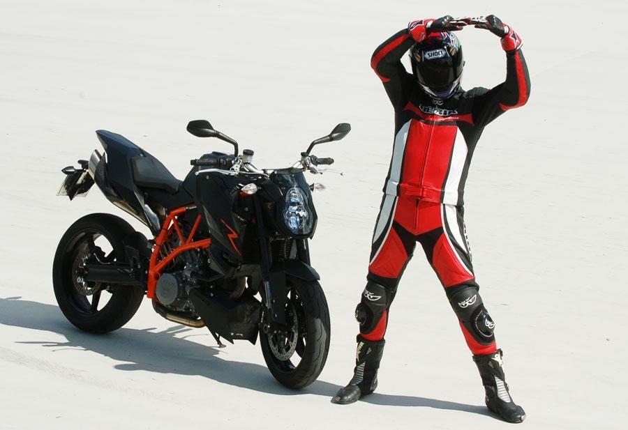 La galerie photos : KTM 990 Super Duke Type R