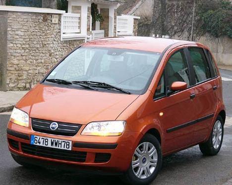 Essai - Fiat Idea : pas idéale, mais de bonnes idées