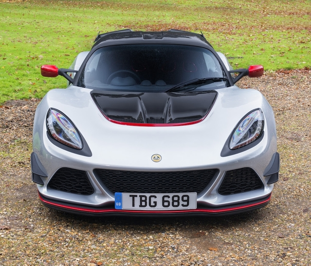 "Lotus : l'Exige Sport 380, ""tueuse de supercar"""