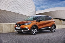 3- Renault Captur : 9 343 vents.