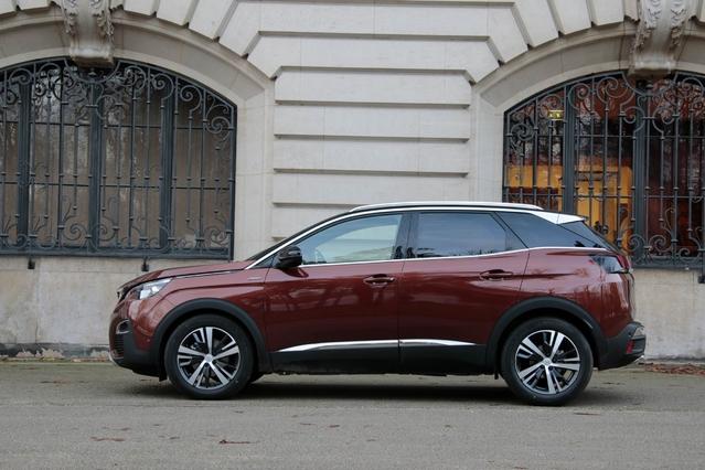 Essai - Peugeot 3008 1,2 l Puretech 130 EAT6 : dans l'air du temps