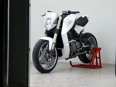 Retour et actualité sur un concept 2007 : MV Agusta Bestiale