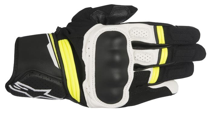 Alpinestars Booster: gant été coqué