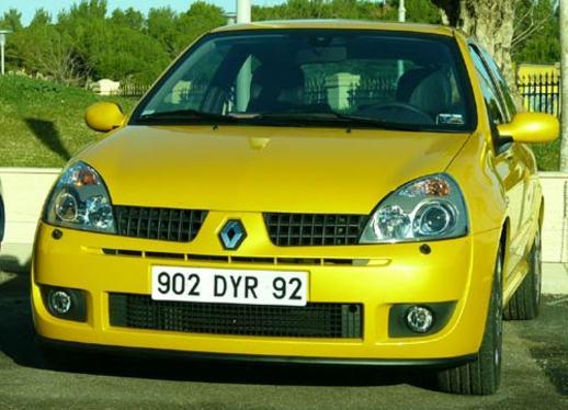 Essai - Renault Clio Génération 2004 RS 2.0 182 ch : pour finir en beauté