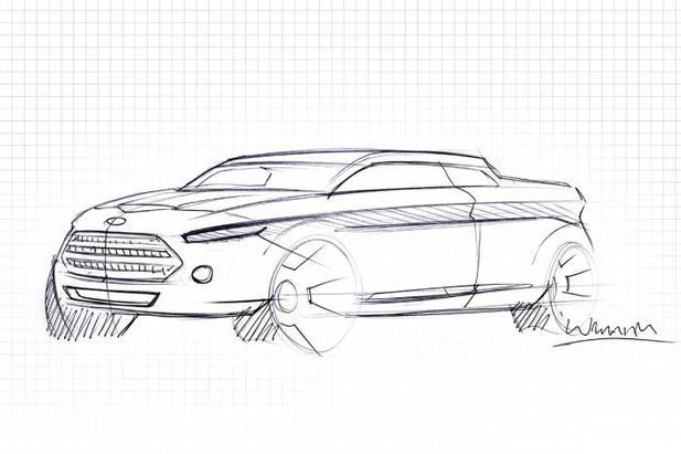 """Ford Cortina 2012: """"la récré"""" 50 ans après..."""
