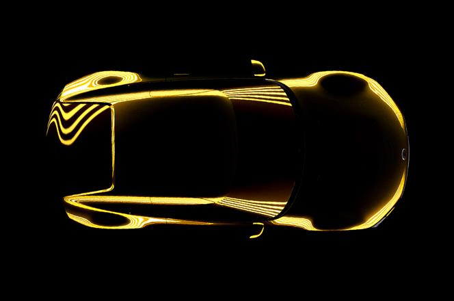 Detroit 2014 : Kia montre la première image d'un concept de petite sportive