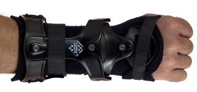 All Sport Dynamics propose une autre orthèse pour la moto: l'IMC.