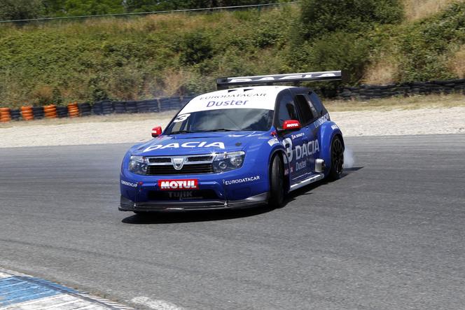 Le Dacia Duster No Limit en démonstration ce week-end au Mont Dore