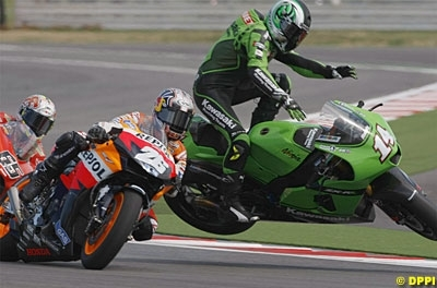 Moto GP: 672 chutes en Grand Prix en 2007