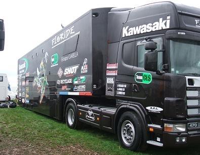 Team Kawasaki CLS : Jean-Jacques Luisetti nous ouvre ses portes