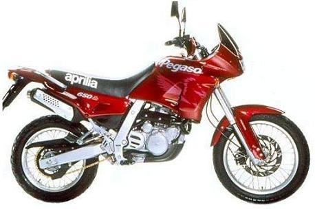 20 ans déjà : Aprilia présentait la 650 Pegaso