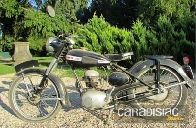 Vente Osenat du 13 octobre 2013: les motos.