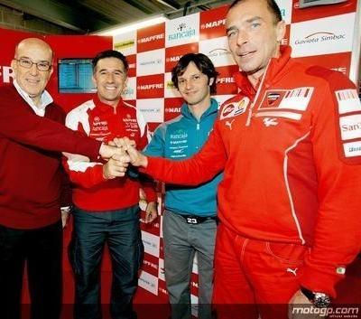 Moto GP - Bautista: La Ducati ne lui fait pas peur