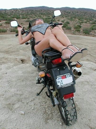 Moto (Guzzi) & Sexy : Moto Guzzi Quota