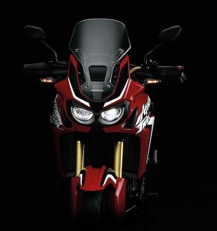 Honda, l'Africa Twin est de retour... avec une arrivée en 2015