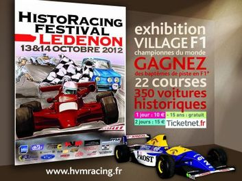Agenda : World Series by Renault au Paul Ricard et HistoRacing Festival à Nîmes