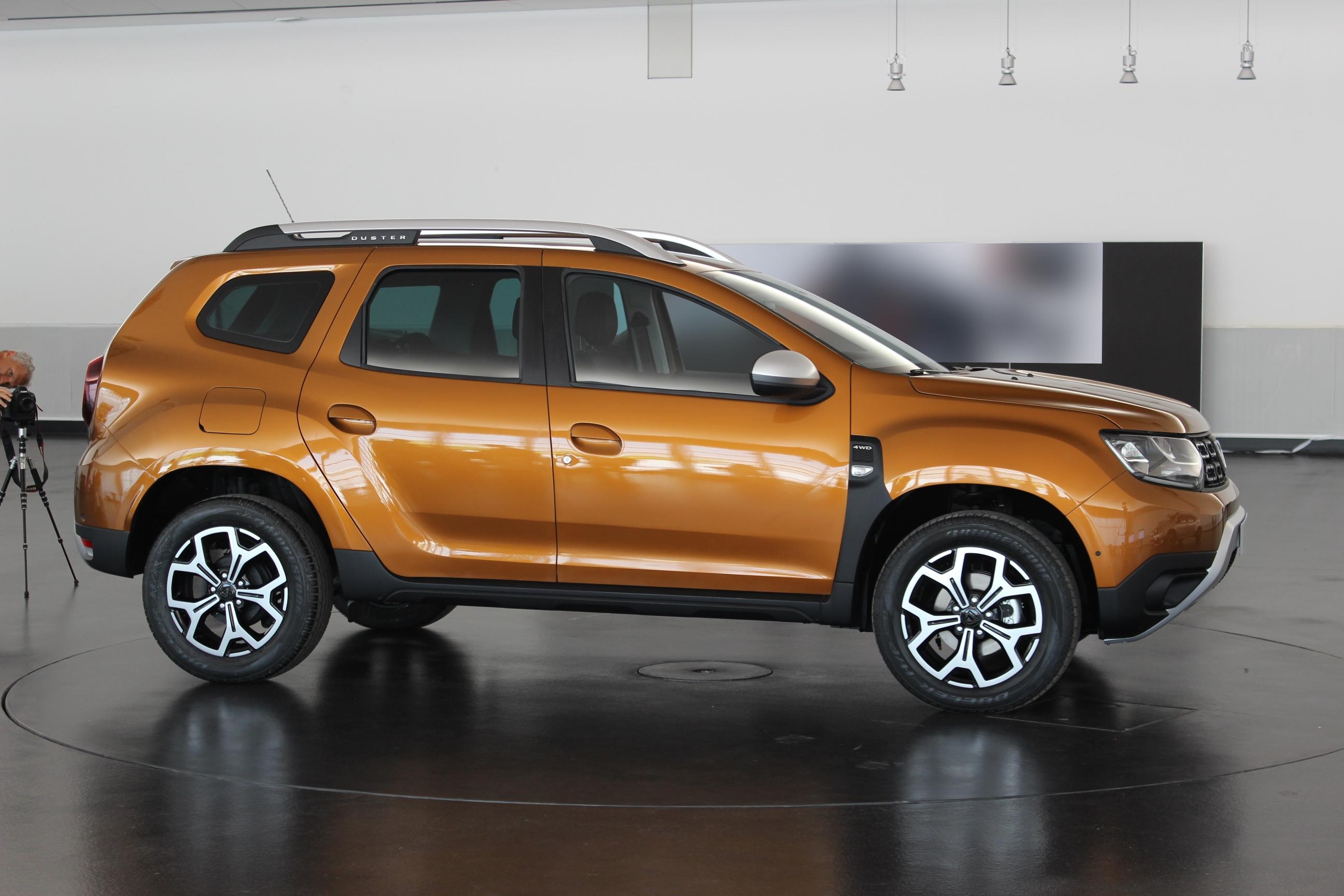 Dacia duster 2018 pagina 3 dacia autopareri for Duster interni