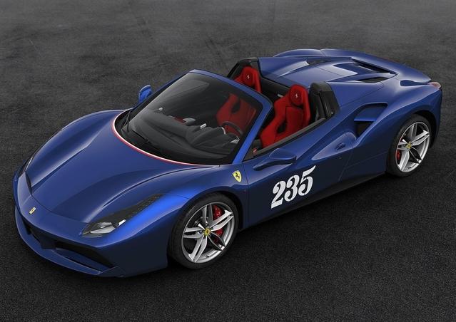 70 ans de Ferrari : les 70 séries spéciales en photos