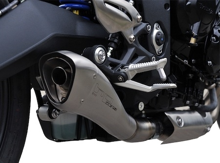 HP Corse Hydroform pour Triumph Street Triple (2013)