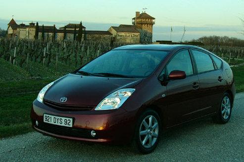 Essai - Toyota Prius II : révolutionnaire et dans l'air -pur- du temps